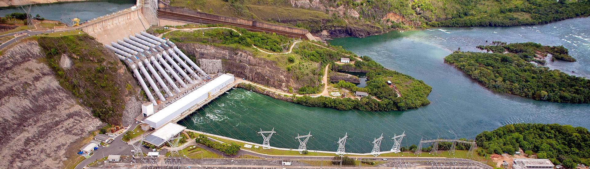 Usina de Furnas - 1.216 MW